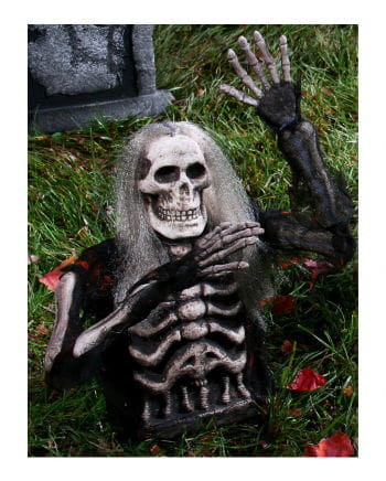 Grave guardian Steckfigur Black