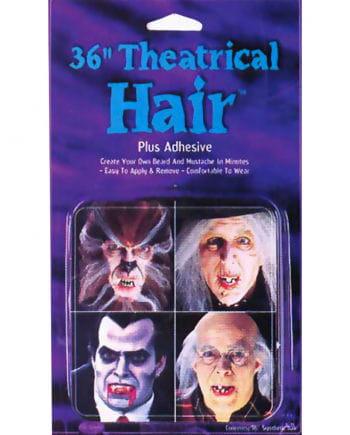 Grey Theater hair