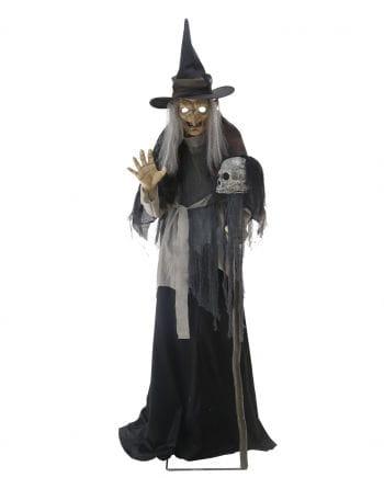 Spooky Witch Halloween Animatronic