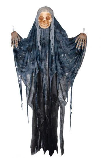 Grim Reaper curtain black