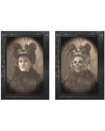 - Böse Tante - Wanddekoration