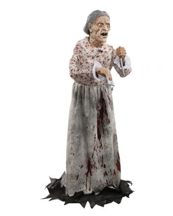Grandmother Bates Aufstellfigur 154 cm