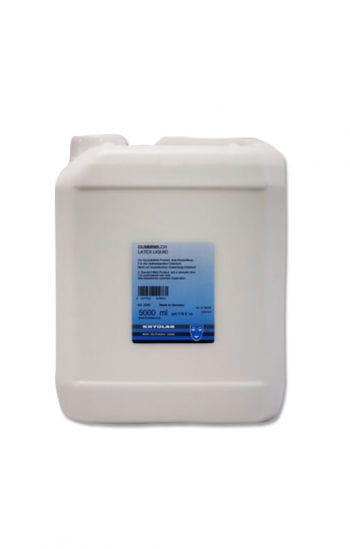 Rubber milk white 5 liter