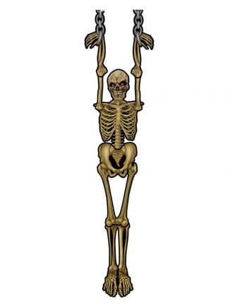 Skelett Hänge Deko