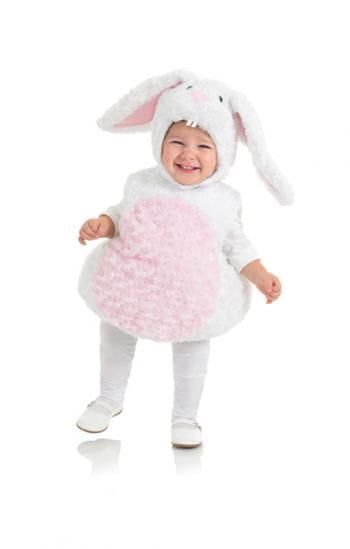 Kaninchen Plüsch-Kinderkostüm