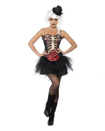 Halloween Burlesque Corset