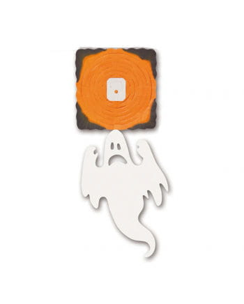 Halloween Girlande Geist 3m