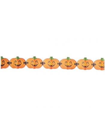 Halloween Pumpkin Garland 4 m