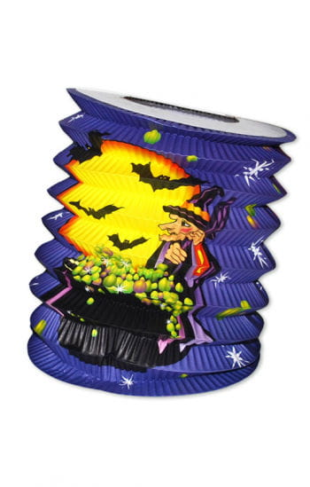 Halloween Laterne Fledermaus