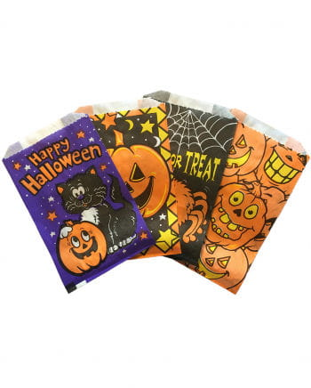 Halloween Mini Treat Bag 30 PCS