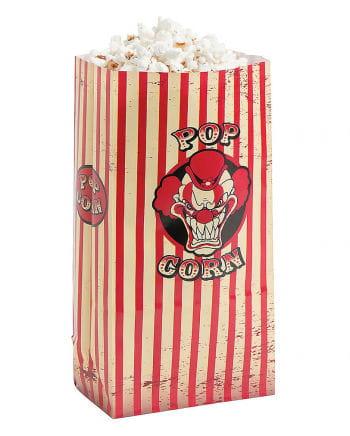 Gruselige Popcorn Tüten
