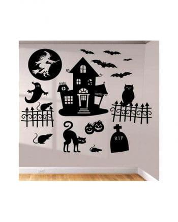 Spooky Halloween Abziehbilder