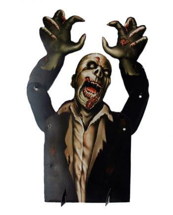 Tischdeko Zombie
