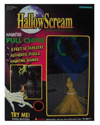 Halloween Türklingel mit Banner