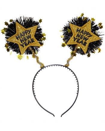 Haarreif Happy New Year