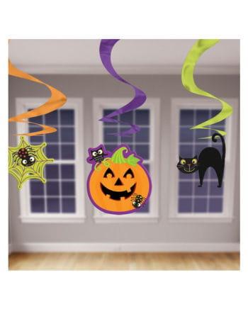 Hängedeko mit Halloweenmotiv 3 St.
