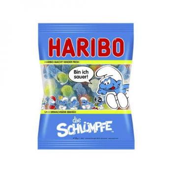 Haribo Sour Schlmpfe