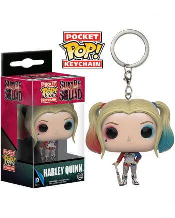 Pocket POP Harley Quinn Schlüssel-Anhänger