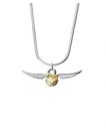 Harry Potter Halskette Golden Snitch