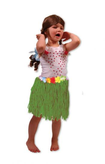 Kinderrock Hawaii grün