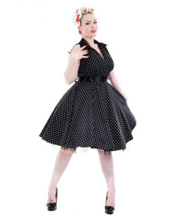 50er Jahre Petticoat Kleid