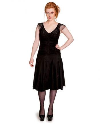 Hell Bunny Kleid Patricia schwarz