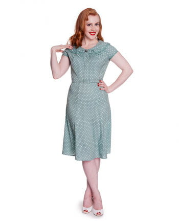 Petticoat Kleid grün