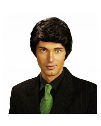Men's Wig Kai Black
