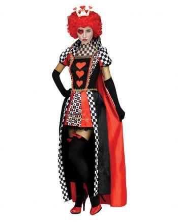 Kostüm Herz Königin
