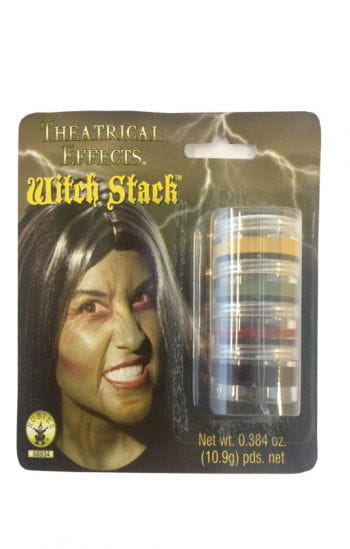 Witch Stack Makeup