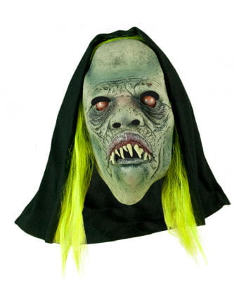 Gruselige Dämonen Maske