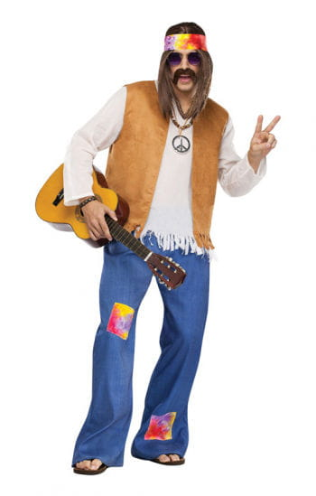 Männer Hippie Kostüm