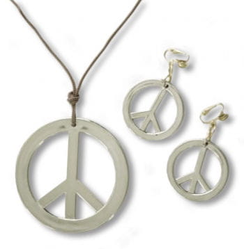 Peace Hippie Jewellery 3 PCS
