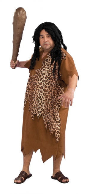 Caveman Costume XL