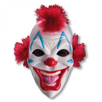 Böser Clown Maske