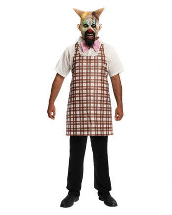 Eismann Horror-Clown Kostüm