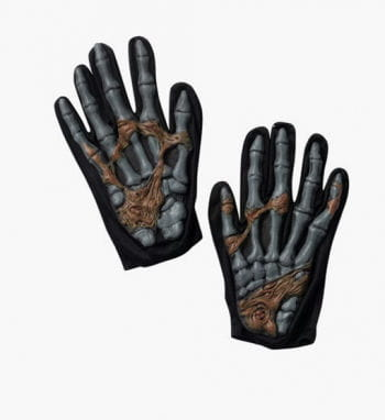Musty skeleton gloves