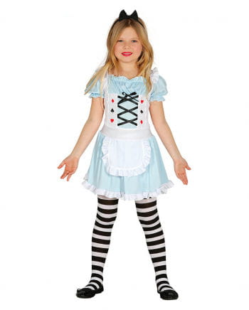 Kinderkostüm Alice