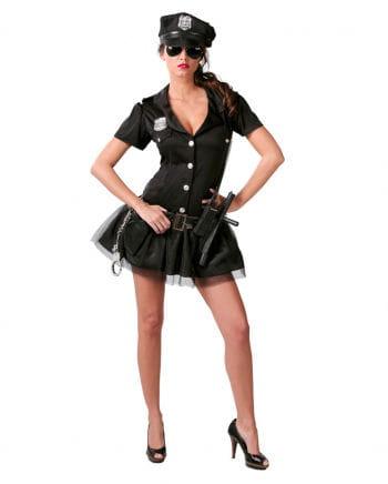 Amerikanische Polizistin Kostüm