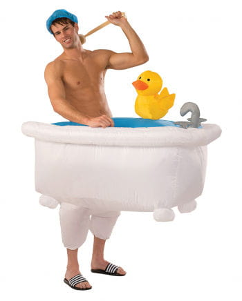 Inflatable Bath Costume