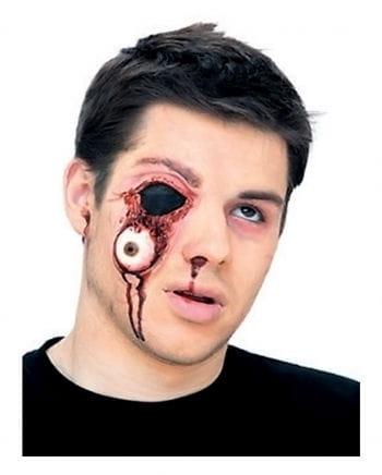 Hängendes Auge Wunde