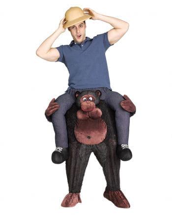 Carry Me Reiter auf Gorilla Kostüm