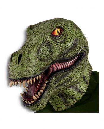 T-Rex Latexmaske