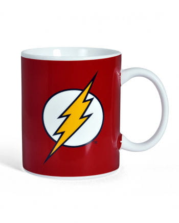 Flash Logo Kaffeetasse