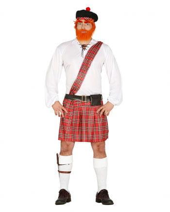 Schotten Highlander Kostüm