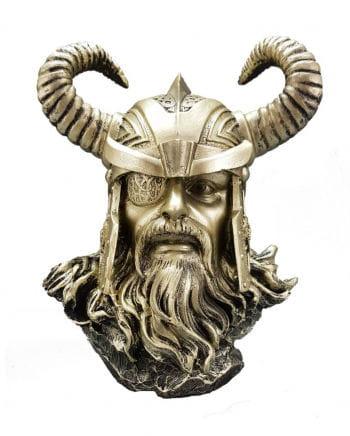 Odinbüste father of the gods