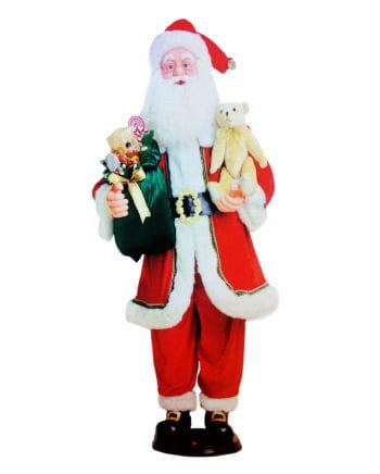 Weihnachtsmann Figur Animatronic 150 cm