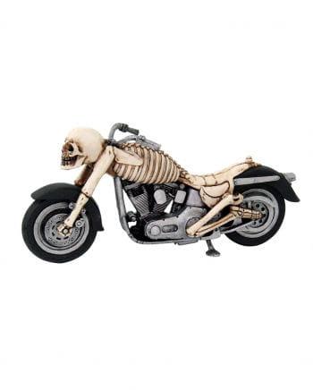 Skelettmotorrad