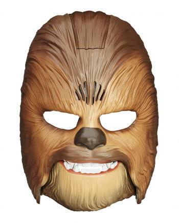 Star Wars Chewbacca Maske mit Sound