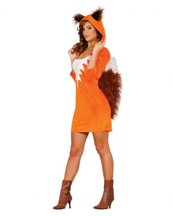 Süßer Fuchs Damenkostüm